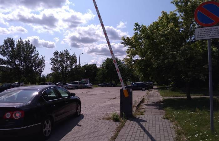 Druga wojna parkingowa - Zdjęcie główne