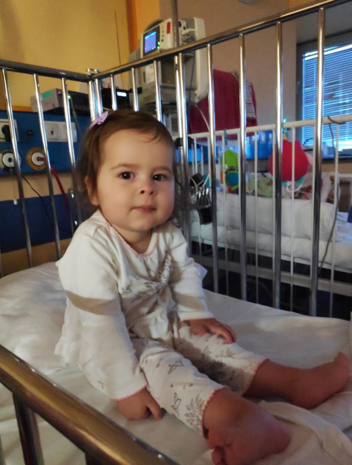 Lublin: Nina Słupska dostanie najdroższy lek świata. Zbiórka pieniędzy zakończyła się sukcesem - Zdjęcie główne