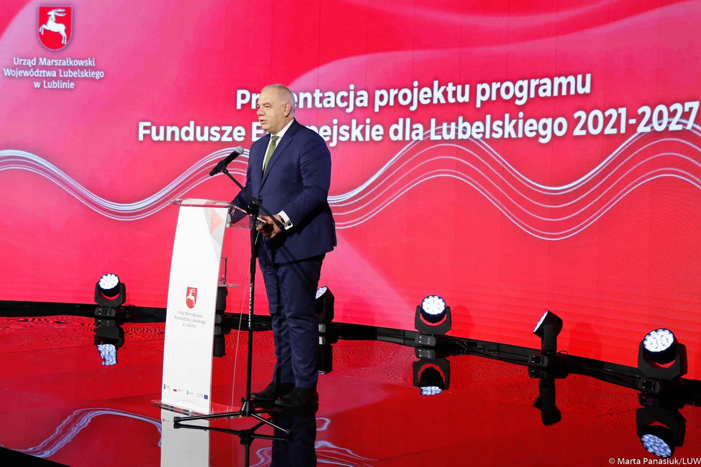Województwo lubelskie: Miliardy dla regionu. Ruszyły konsultacje projektu programu Fundusze Europejskie dla Lubelskiego - Zdjęcie główne