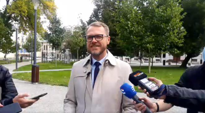 Lublin: Szykują się podwyżki dla lotnisk i linii lotniczych. Poseł Michał Krawczyk uważa, że są drastyczne - Zdjęcie główne