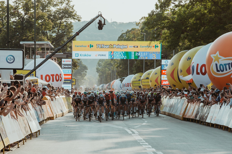 Województwo lubelskie: 78. Tour de Pologne już za nami - Zdjęcie główne