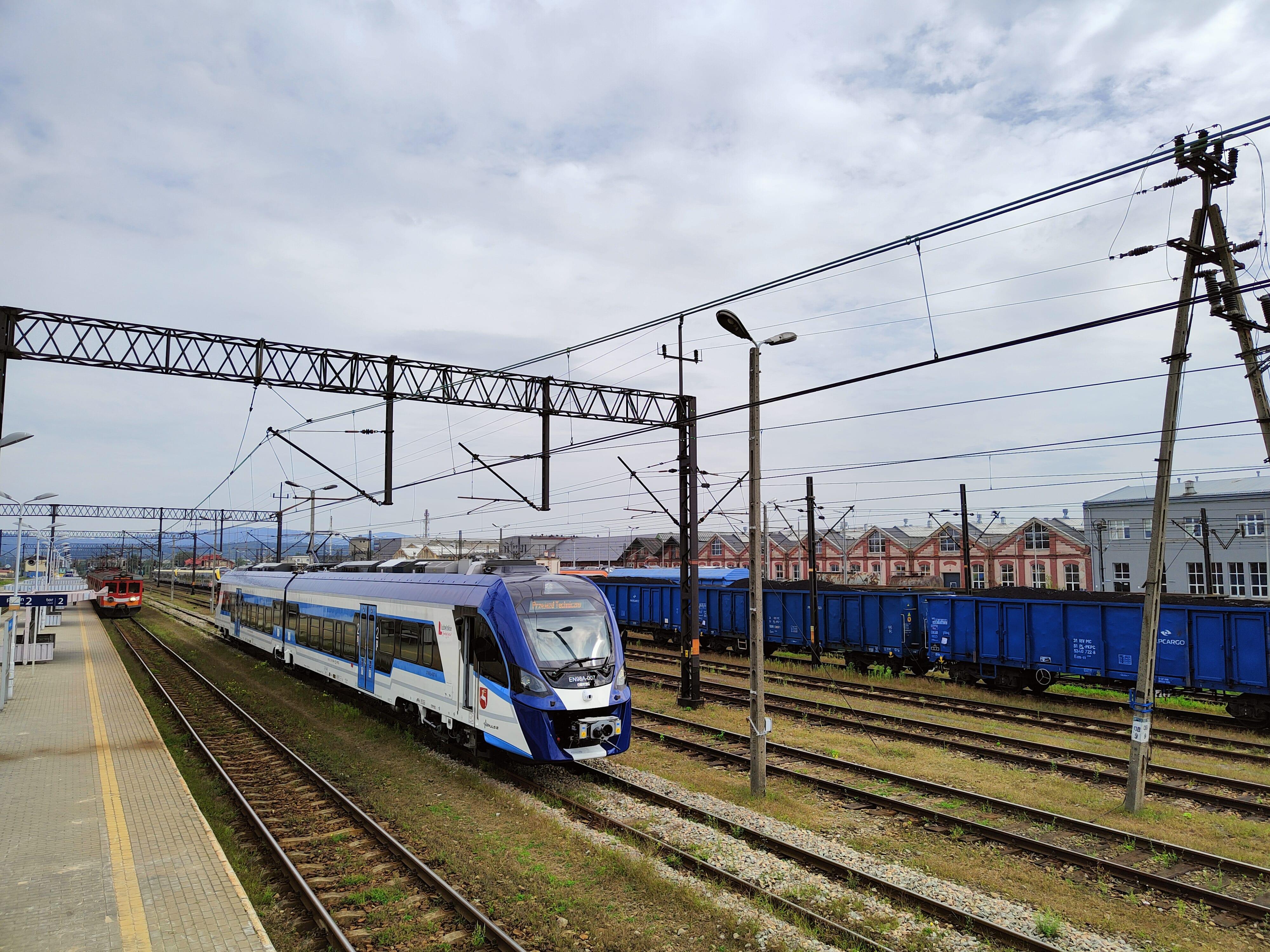 Województwo lubelskie: Na regionalne trasy wyjadą nowe pociągi - Zdjęcie główne