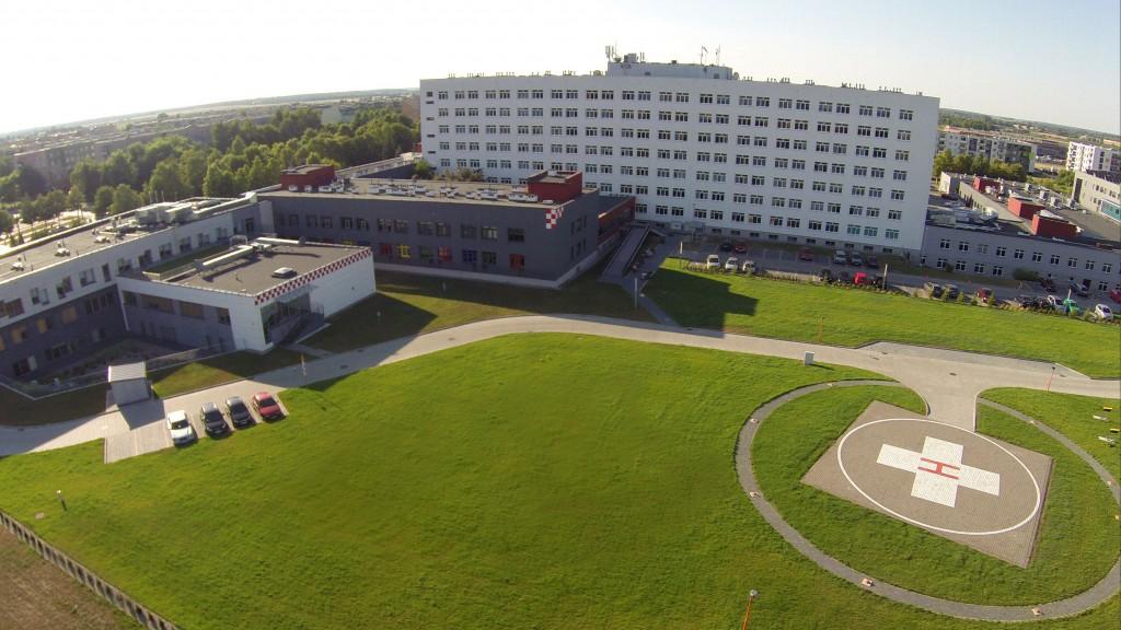 Bialski szpital zmienia lokalizacje punktu szczepień - Zdjęcie główne