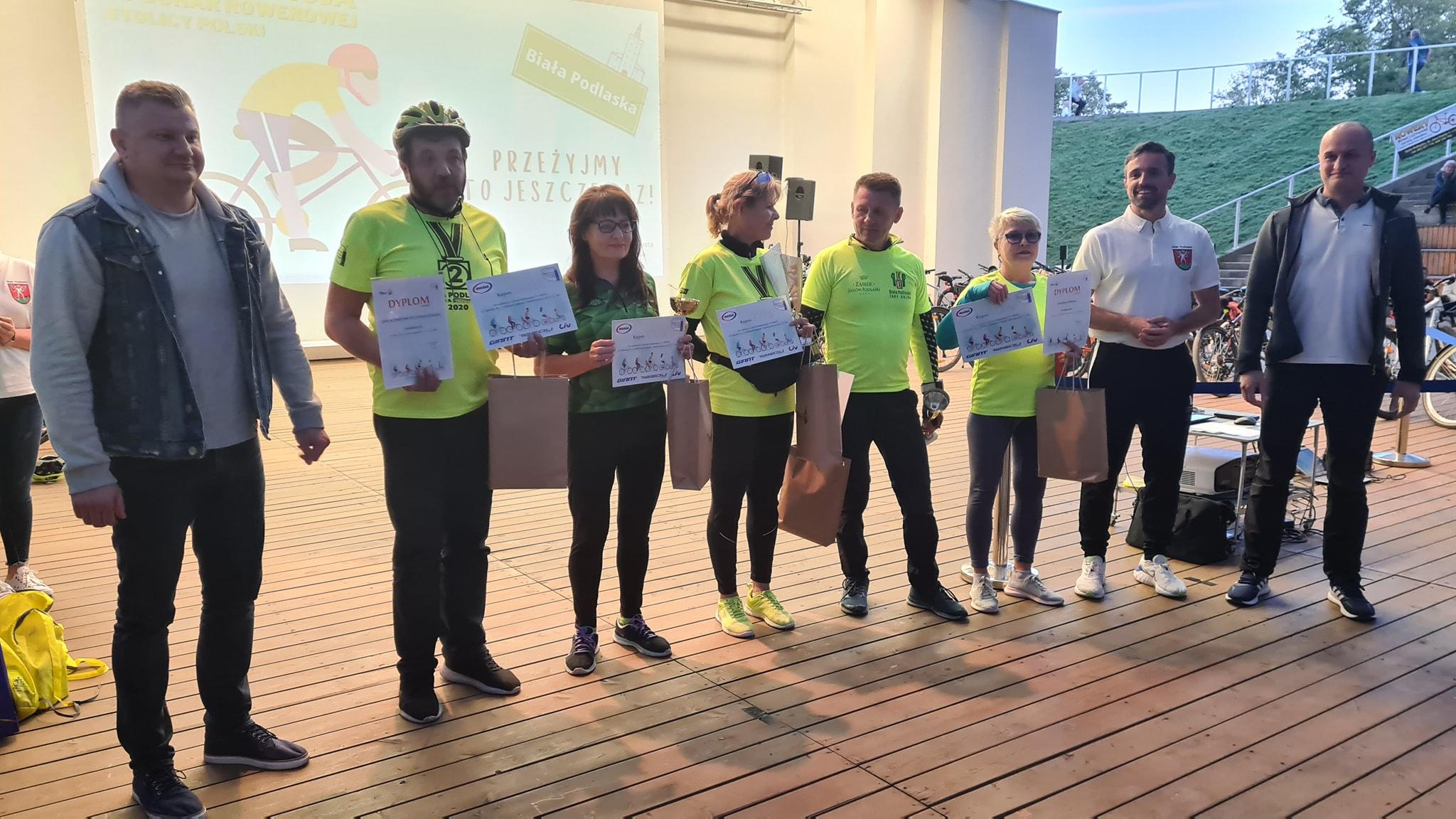 Miasto podsumowało rywalizację o Puchar Rowerowej Stolicy Polski - Zdjęcie główne