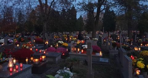 Powiat bialski: Zmarli w dniach 21 - 31 sierpień. - Zdjęcie główne
