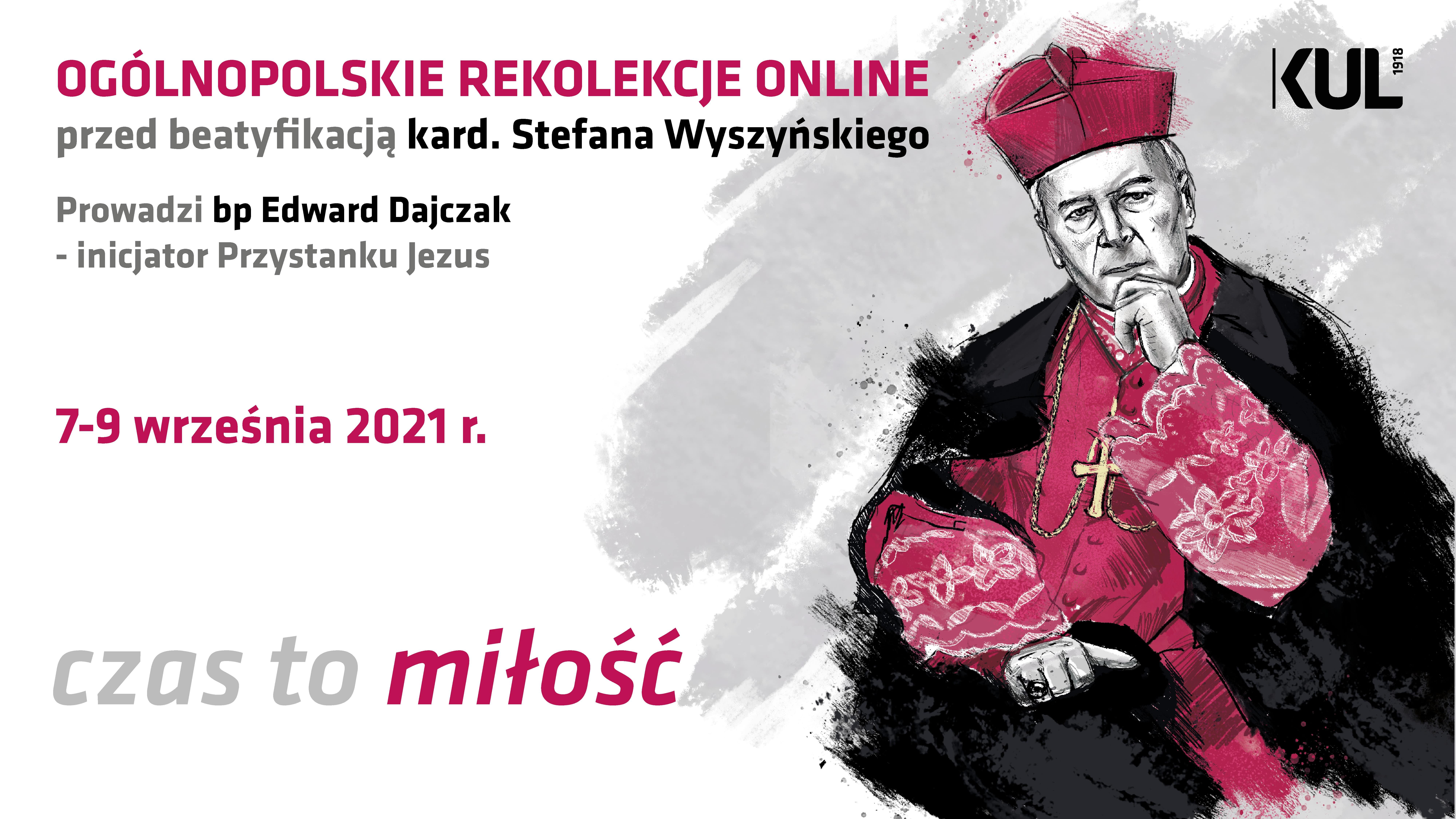 Lublin: KUL organizuje specjalne rekolekcje. Przed beatyfikacją kard. Stefana Wyszyńskiego  - Zdjęcie główne