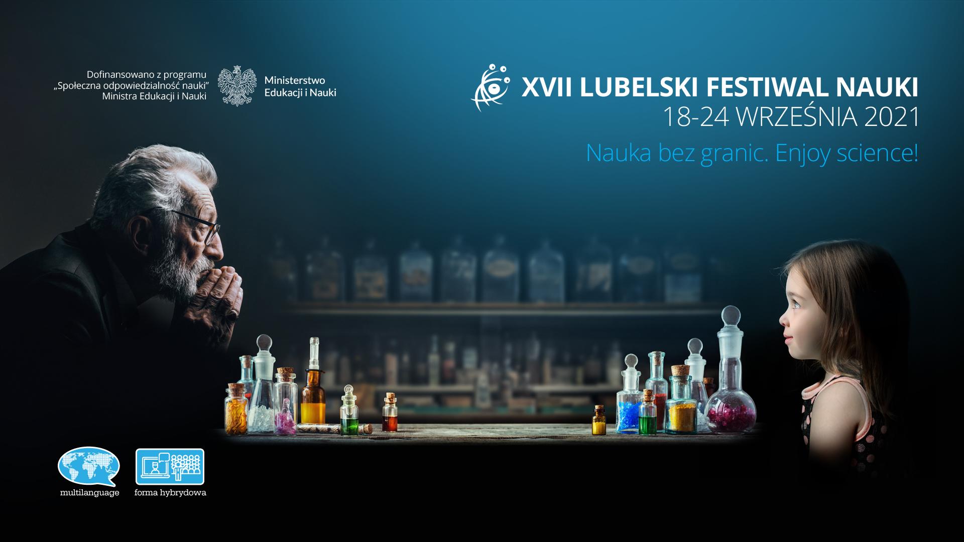 Lublin: XVII Lubelski Festiwal Nauki szykuje spotkania. Jednym z gości jest niemiecki noblista - Zdjęcie główne