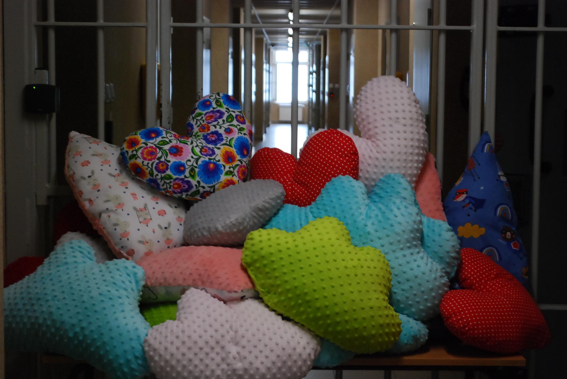 Województwo lubelskie: Więźniowie pomagają dzieciom. Przygotowują m.in. zabawki na licytację - Zdjęcie główne