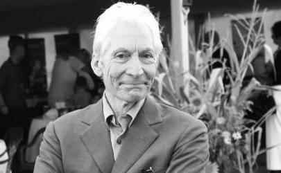 Nie żyje Charlie Watts, perkusista The Rolling Stones. Wraz z żoną często bywał na aukcji koni arabskich w Janowie Podlaskim - Zdjęcie główne