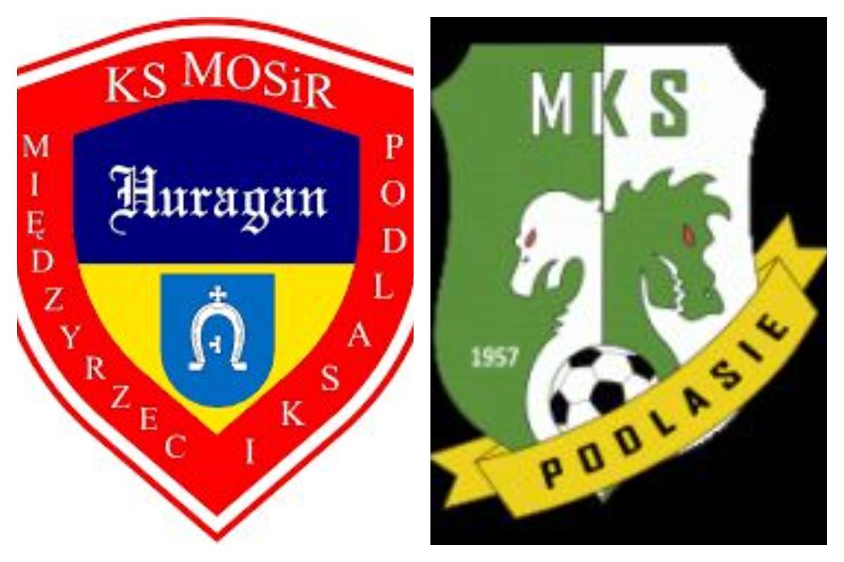 Dwa gole w meczu Huragan - Podlasie - Zdjęcie główne