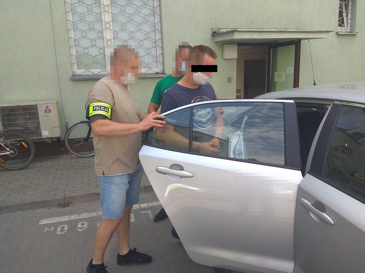 Tymczasowe areszty za posiadanie znacznej ilości amfetaminy - Zdjęcie główne