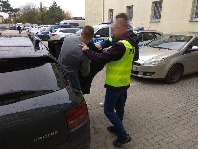 Biała Podlaska: Bili i grozili śmiercią żądając 100 tys. zł - Zdjęcie główne