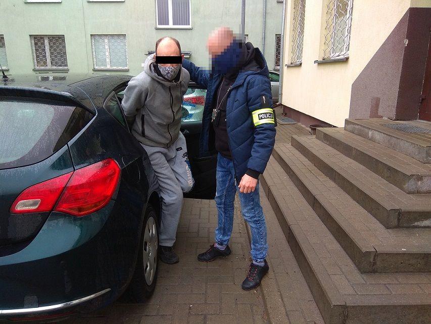 Biała Podlaska: Ukradł sprzęt i groził pracownicy drogerii - Zdjęcie główne