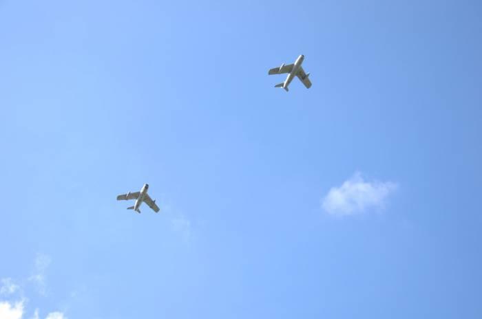 Samoloty znów przyleciały do Białej Podlaskiej - Zdjęcie główne