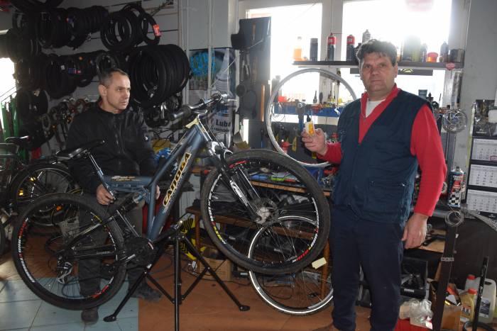 Biała Podl : Przynieście stare rowery. Po naprawie trafią do potrzebujących  - Zdjęcie główne