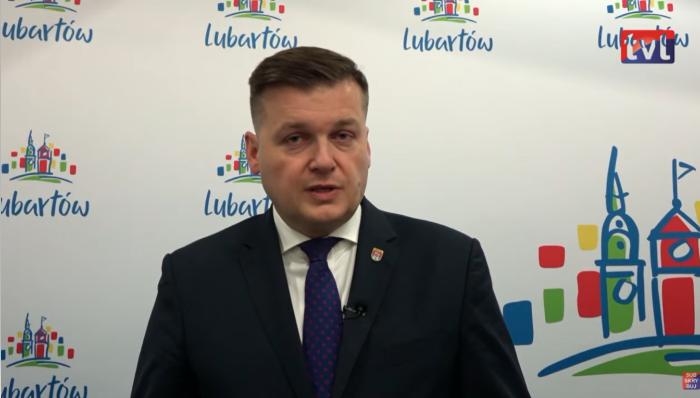 Burmistrz Lubartowa z absolutorium. Wspólny Lubartów i PiS głosują za - Zdjęcie główne