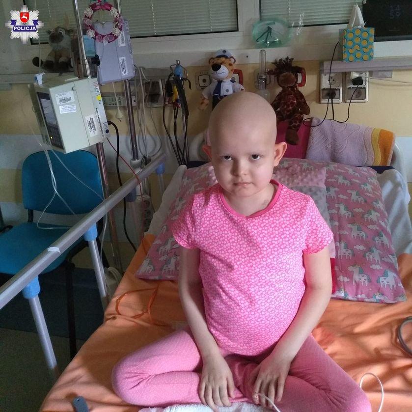 Pomóżmy 7-letniej Mai chorej na białaczkę - Zdjęcie główne