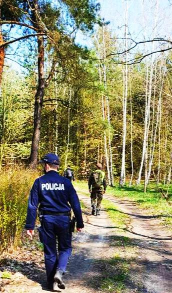Mieszkaniec Sernik poszukiwany przez strażaków policję i wojsko. Zaginął w grudniu - Zdjęcie główne