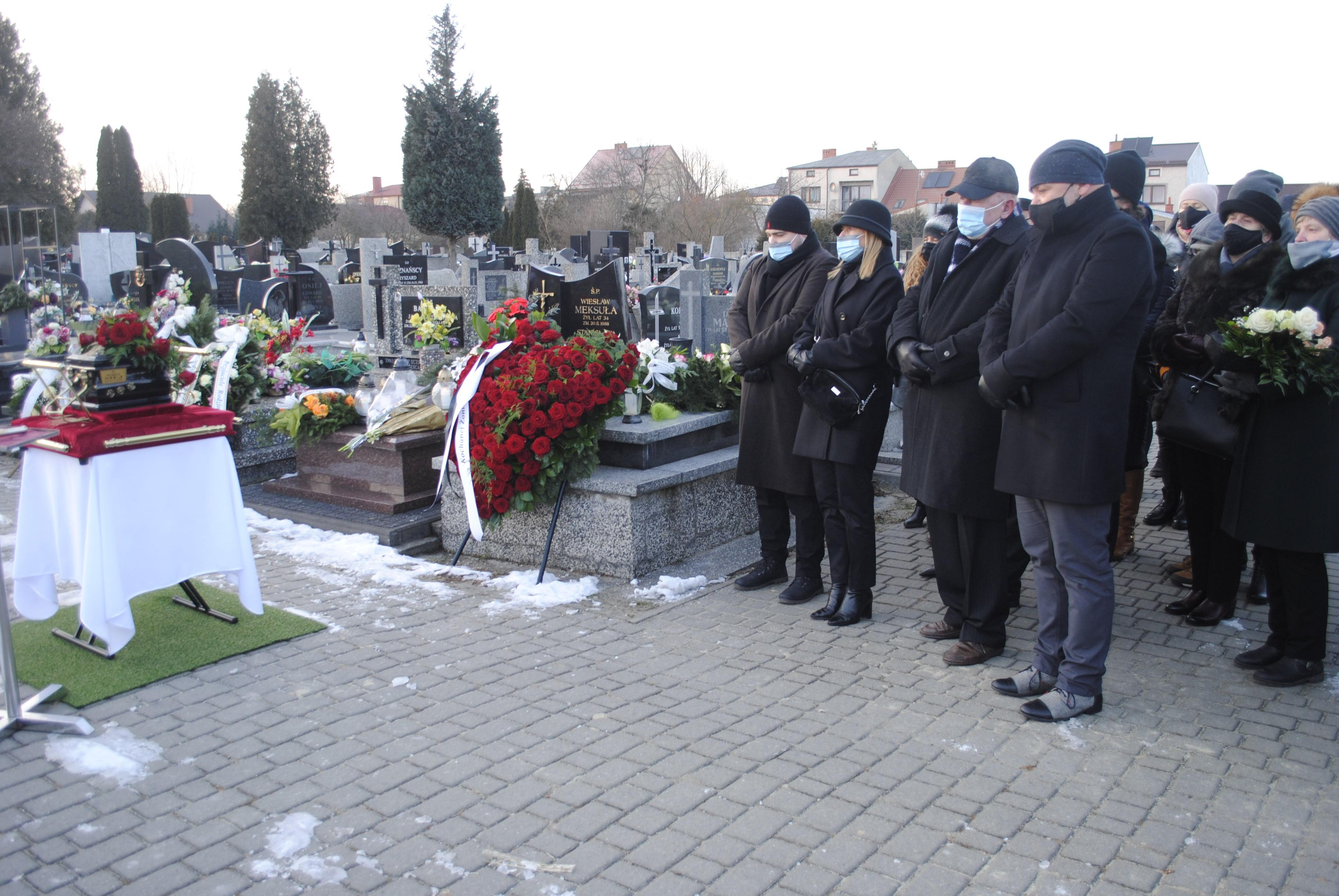 Pogrzeb Marii Siej, mistrzyni cukiernictwa z Lubartowa - Zdjęcie główne