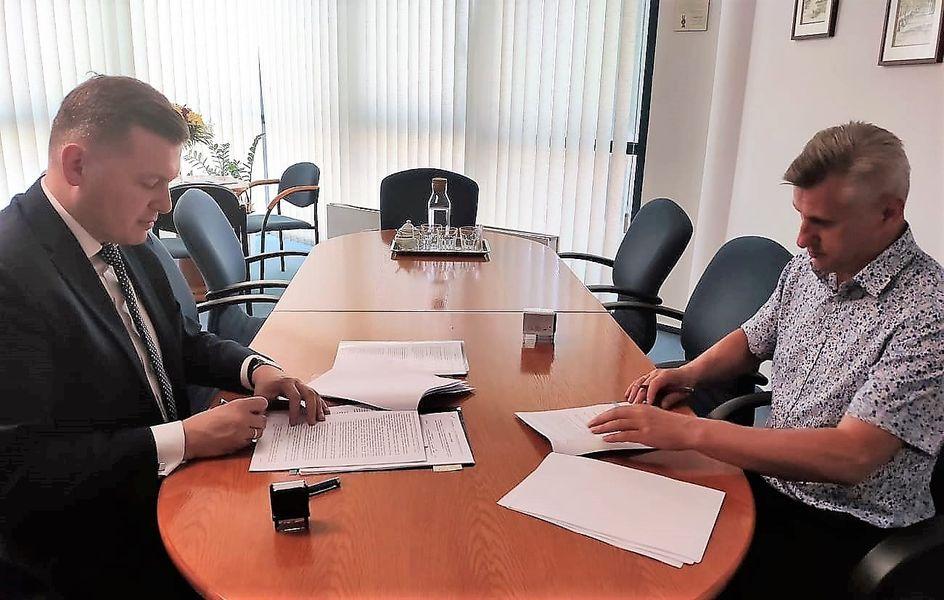 Umowa z PRD podpisana. Będzie przebudowa ul. Północnej i Polesie w Lubartowie - Zdjęcie główne