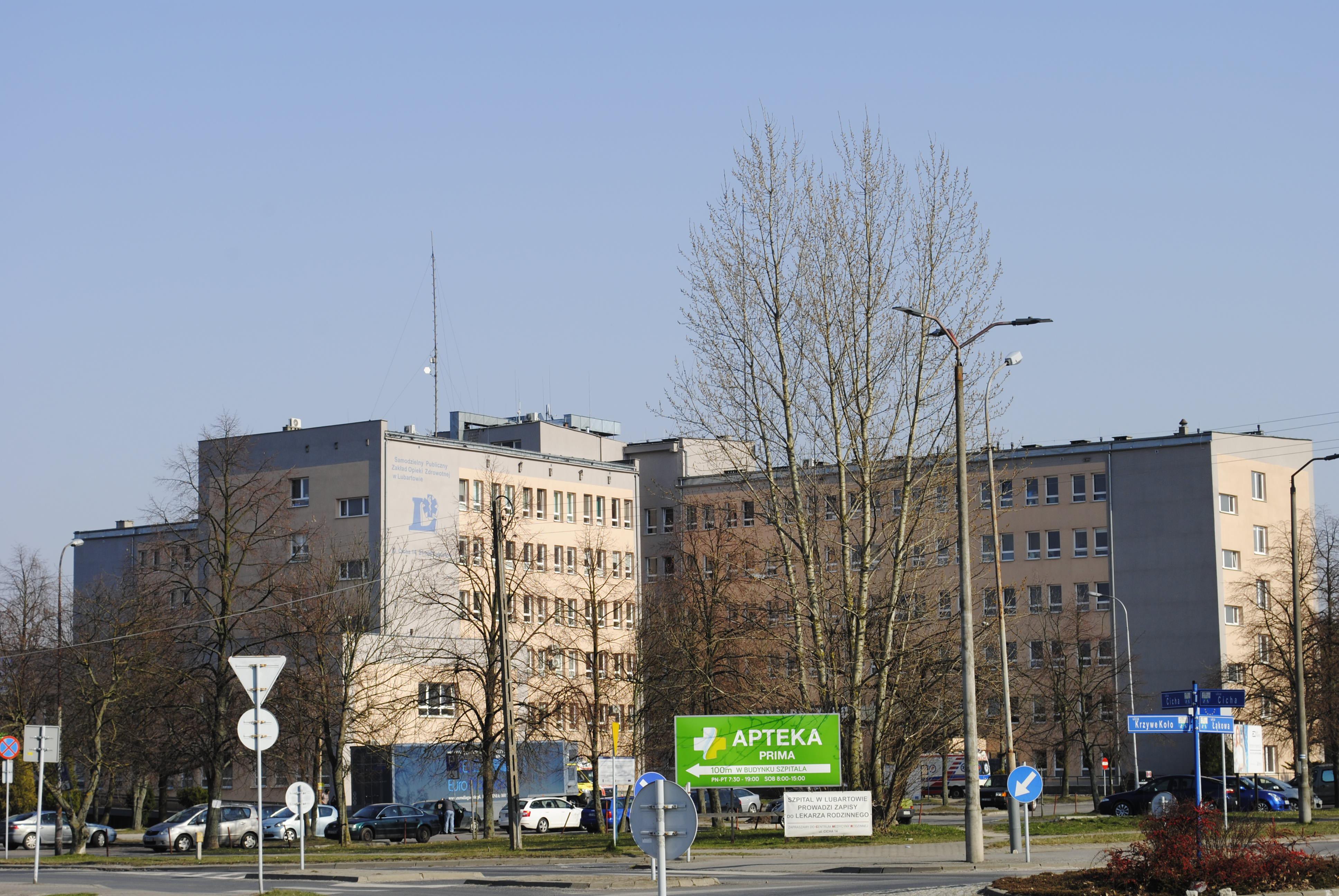W lubartowskim szpitalu wrze. Kolejne zwolnienia. Salowe na skardze w starostwie - Zdjęcie główne