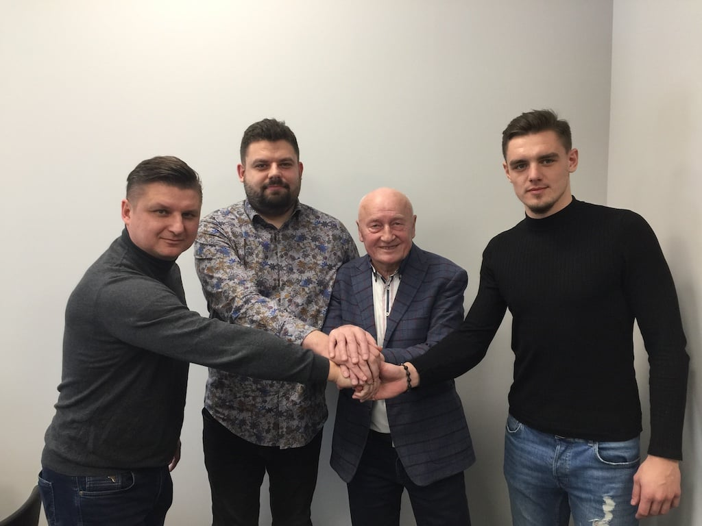 Krystian Żelisko podpisał kontrakt z Lewartem - Zdjęcie główne