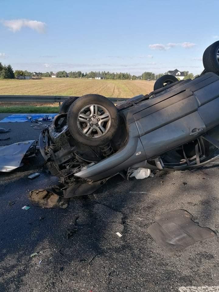 Łukówiec: trzy osoby zginęły w wypadku - Zdjęcie główne