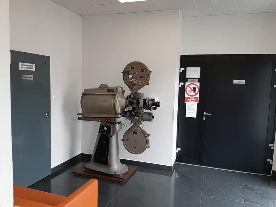 Lubartowski Ośrodek Kultury tworzy muzeum kina Lewart - Zdjęcie główne