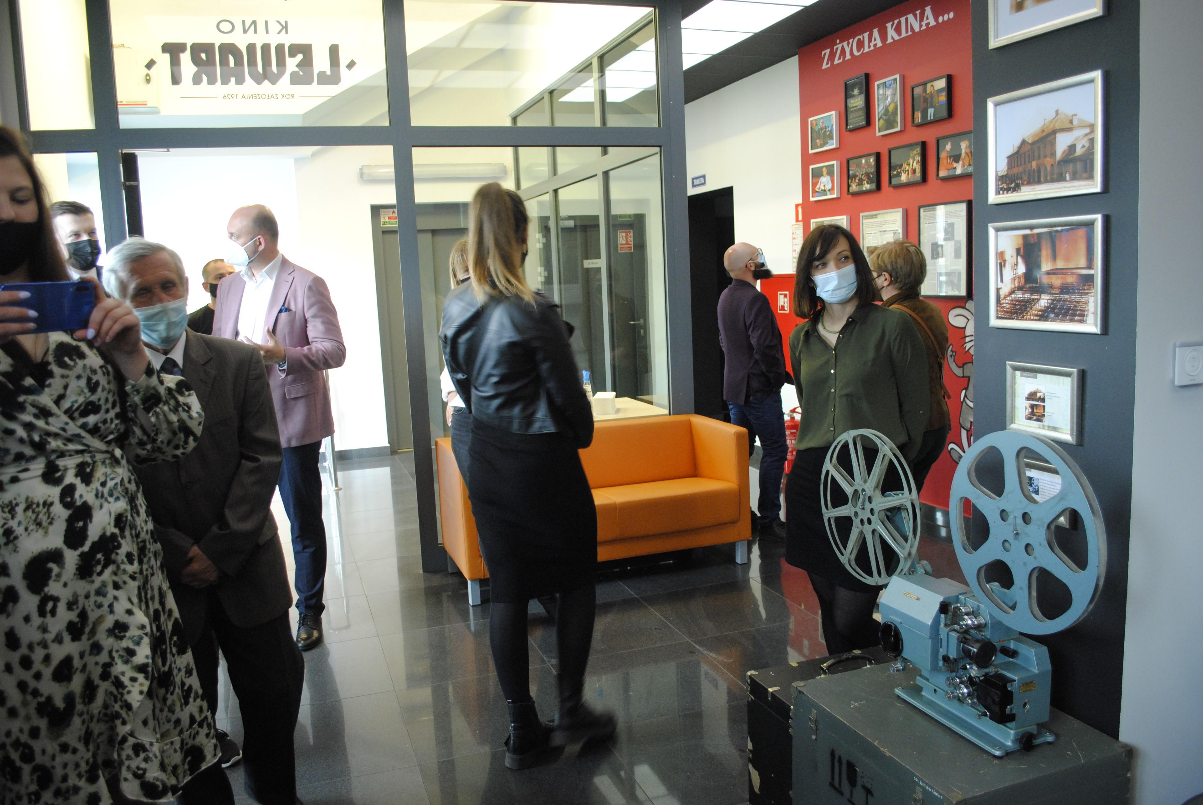Muzeum Kina Lewart w Lubartowie otwarte - Zdjęcie główne