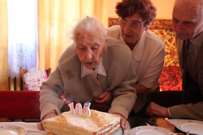 Zmarła najstarsza mieszkanka Lubartowa. Janina Bil miała blisko 106 lat - Zdjęcie główne