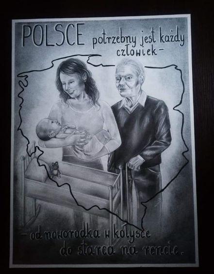 Klaudia Kęska z RCEZ w Lubartowie nagrodzona w konkursie o prymasie Wyszyńskim - Zdjęcie główne