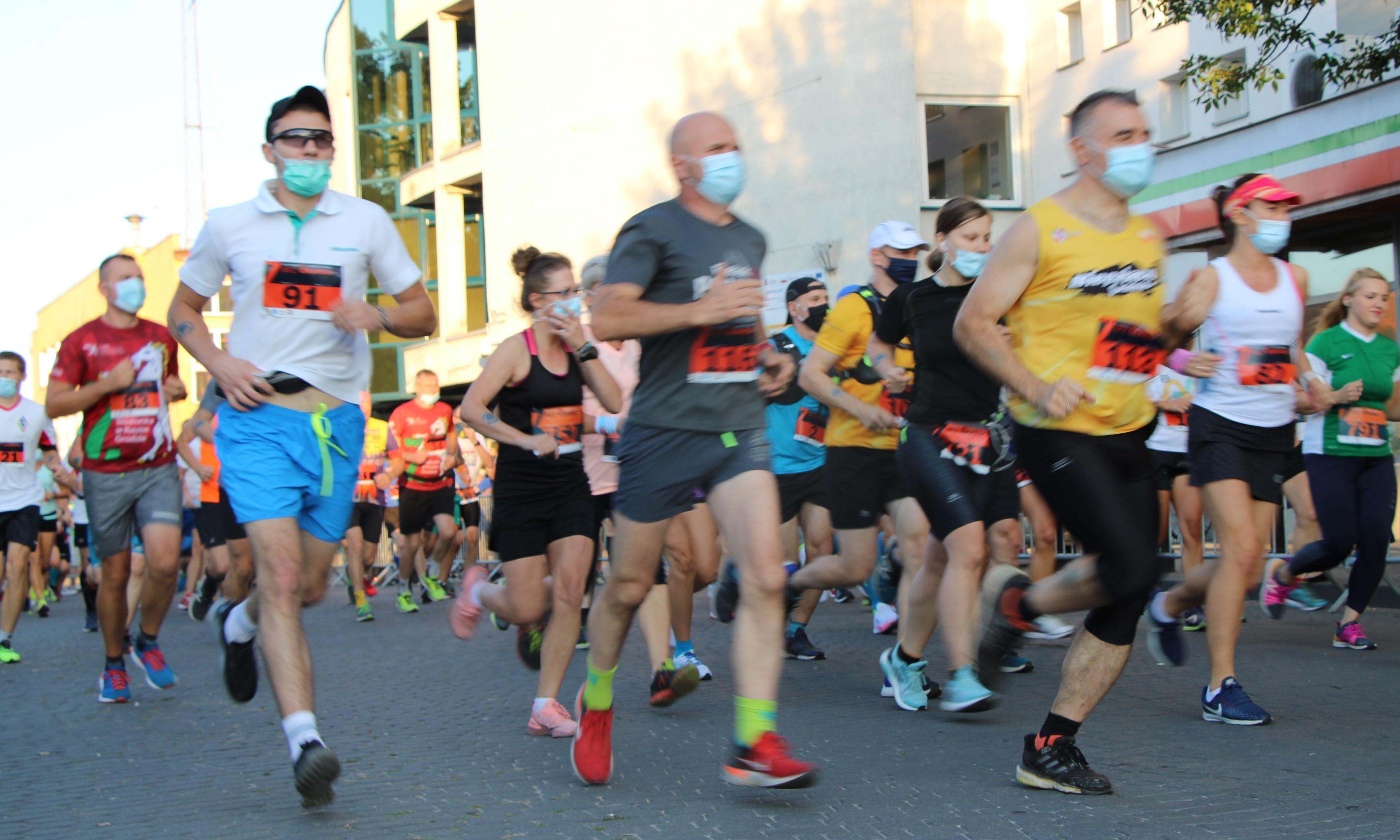 Lubartowski Półmaraton wystartował na ratunek małej Ricie - Zdjęcie główne