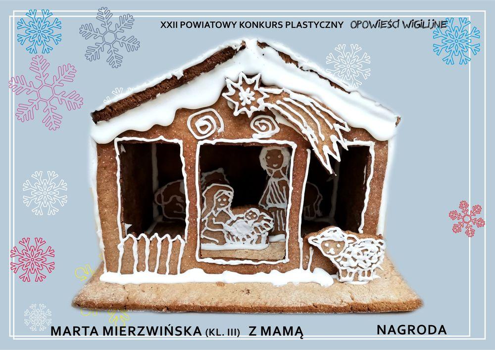 """Nagrody za """"Opowieści Wigilijne 2020"""" - konkurs PMDK w Lubartowie (galeria) - Zdjęcie główne"""