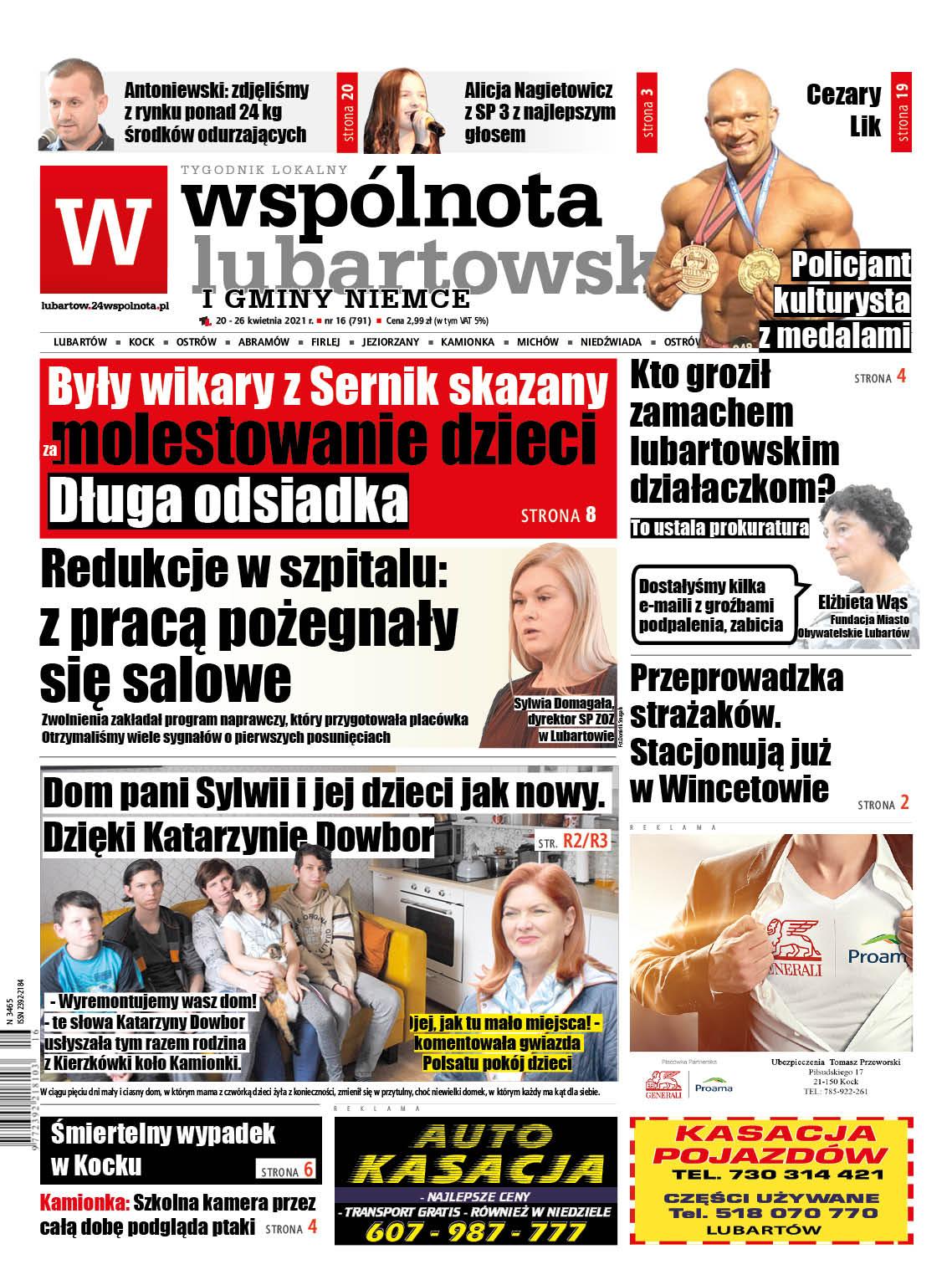 Były wikary z Sernik skazany za molestowanie dzieci. Długa odsiadka - Zdjęcie główne
