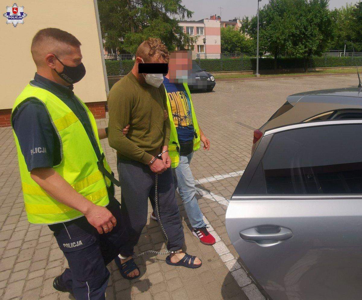 Paweł B. z Lubartowa składał zażalenie na areszt. Sąd je odrzucił - Zdjęcie główne
