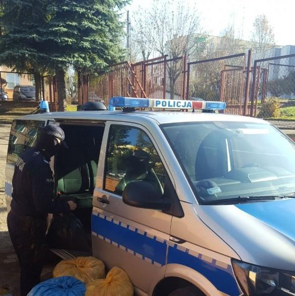 Lubartowscy policjanci pomagają podopiecznym hospicjum Małego Księcia - Zdjęcie główne