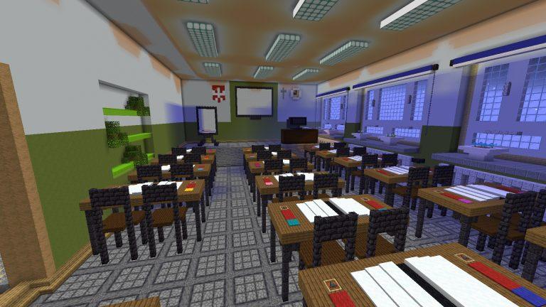 """Stworzyli szkołę w """"Minecrafcie"""" - Zdjęcie główne"""
