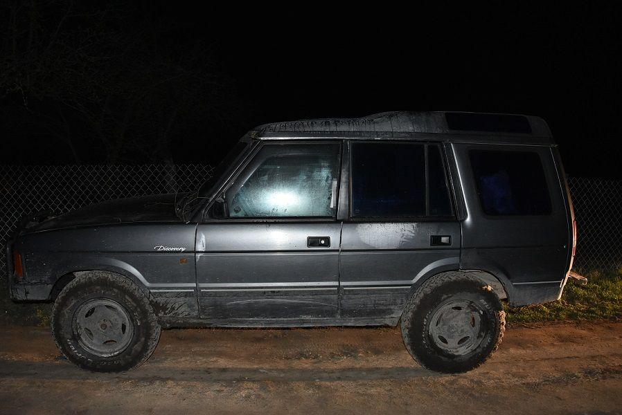 Gm. Międzyrzec: Ukradł land rovera, bo... nigdy nie jeździł terenówką - Zdjęcie główne