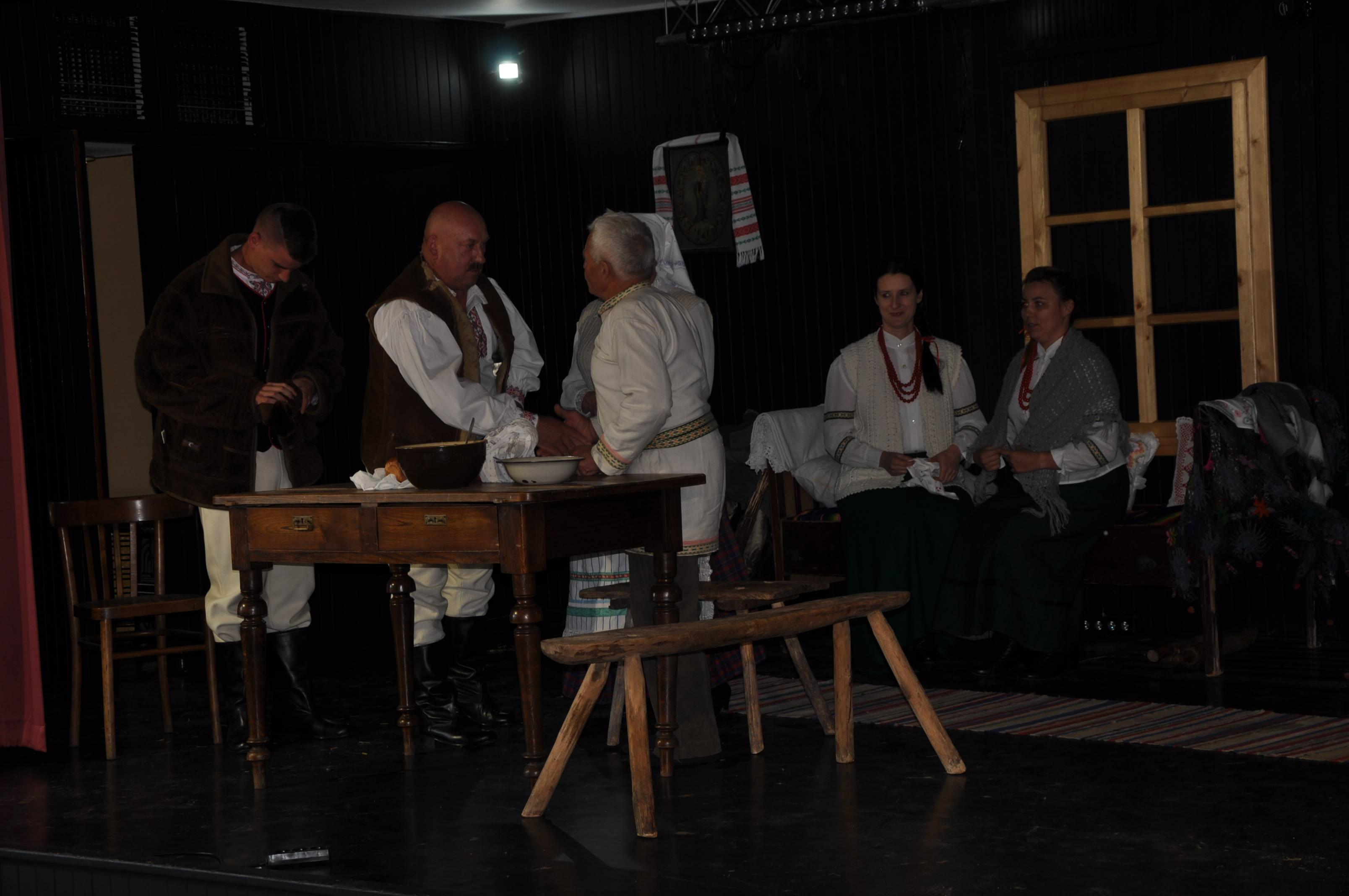 Teatry obrzędowe znów w Drelowie - Zdjęcie główne