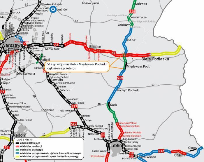 Via Carpatia ma rozwinąć handel. Ogłoszono przetarg na odcinek do Międzyrzeca - Zdjęcie główne