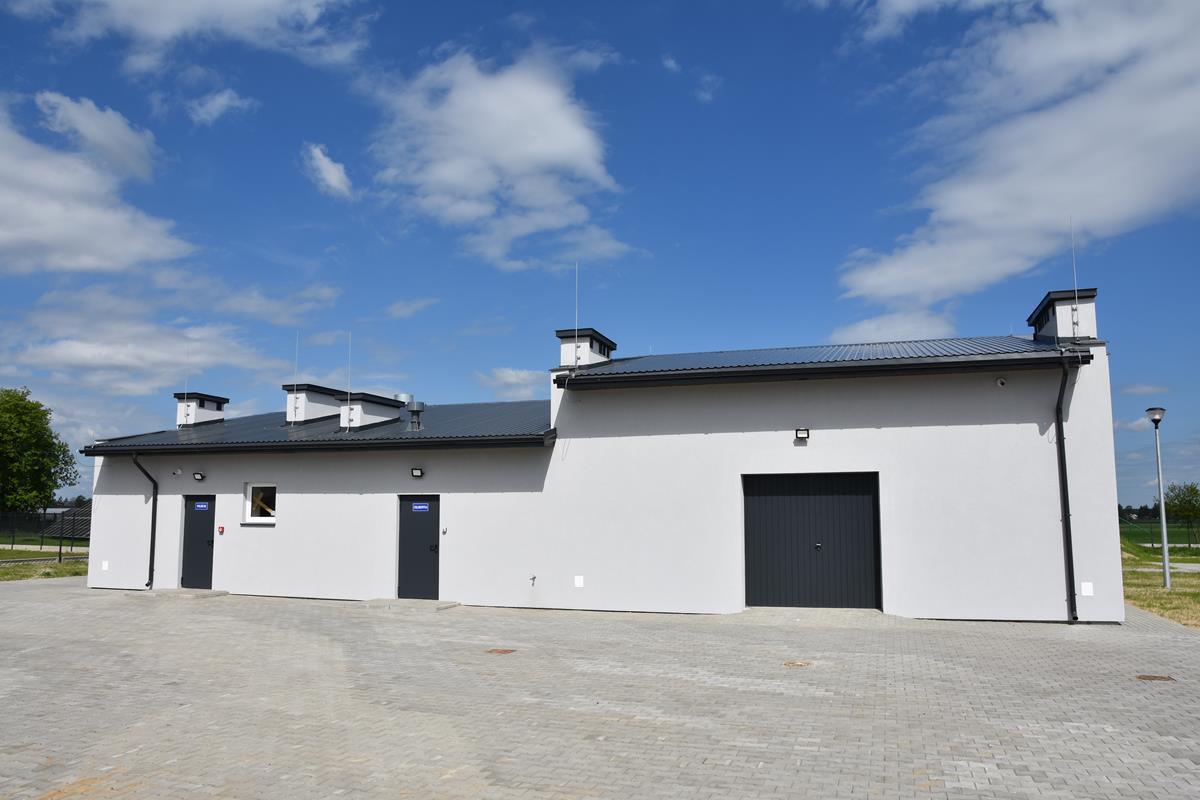Modernizacja stacji uzdatniana wody w Rogoźnicy zakończona - Zdjęcie główne