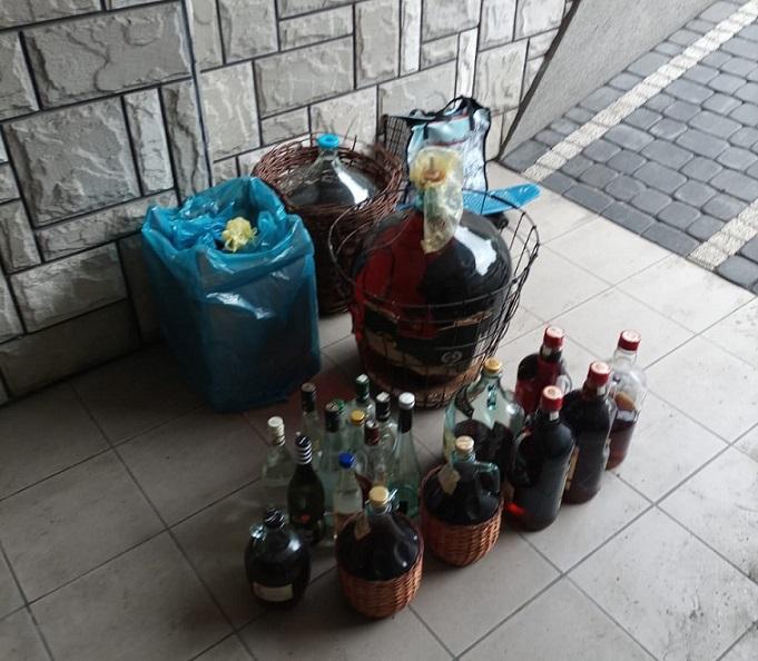 Zlikwidowali nielegalnie działającą wytwórnię alkoholu - Zdjęcie główne