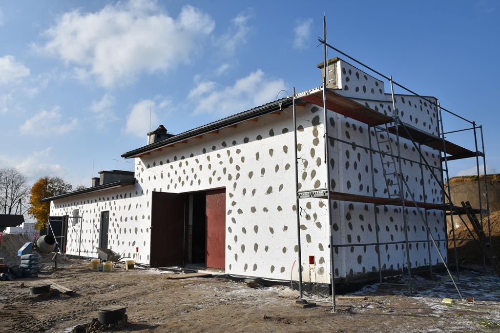 Co się buduje w gminie Międzyrzec? Lista - Zdjęcie główne