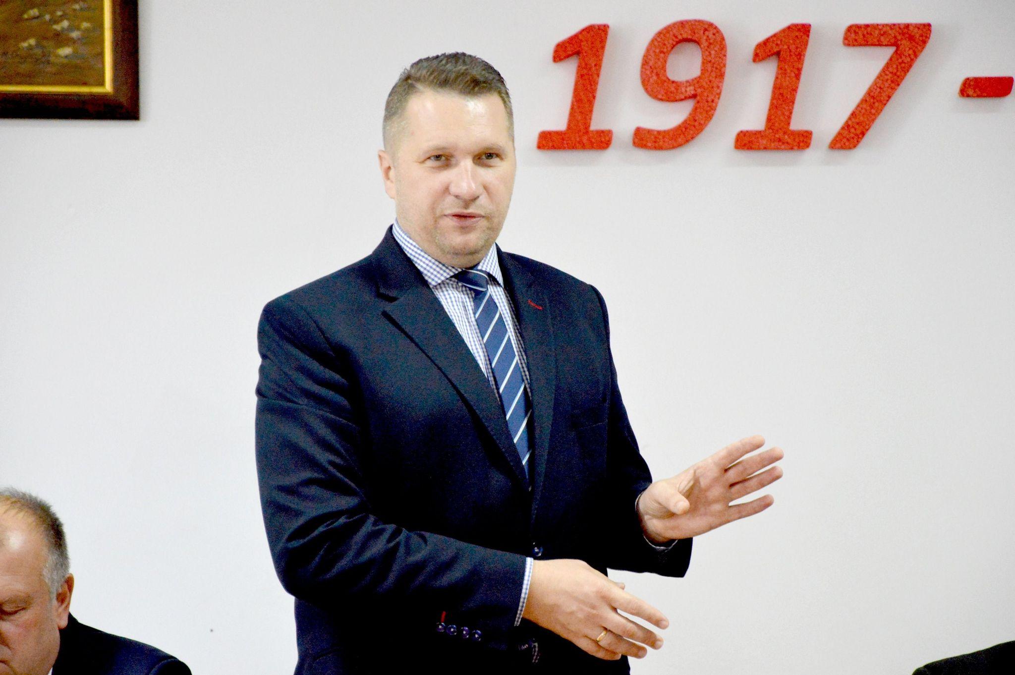 Kraj: Przemysław Czarnek w Dzień Nauczyciela: Polska edukacja stoi na dobrym poziomie - Zdjęcie główne