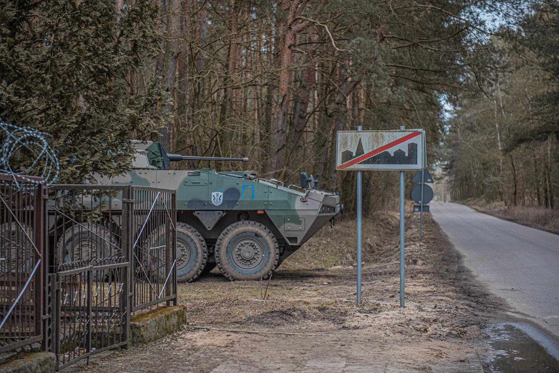 Wojsko ćwiczyło w powiecie bialskim (ZDJĘCIA) - Zdjęcie główne