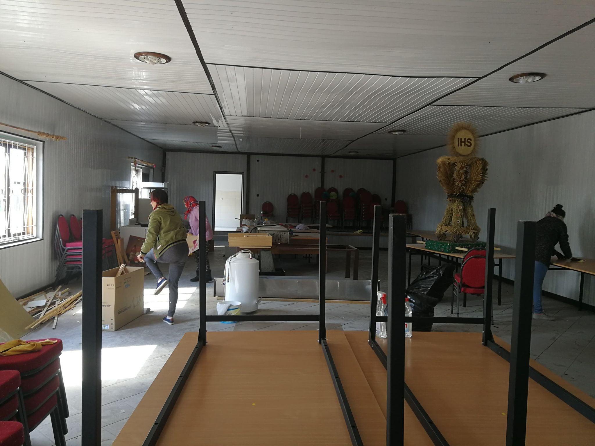 Świetlica wiejska w Maniach zyskała nowy blask - Zdjęcie główne