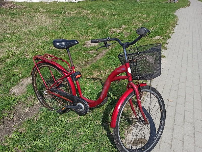 Gm. Międzyrzec: Skorzystał z okazji i ukradł rower - Zdjęcie główne