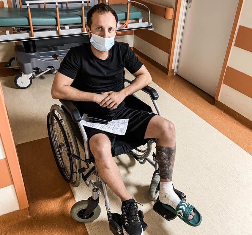 """""""Kocołek"""" w szpitalu! - Zdjęcie główne"""