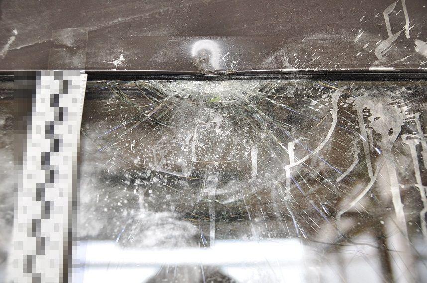 Międzyrzec Podl.: Rzucał w drzwi szkoły butelkami po piwie - Zdjęcie główne