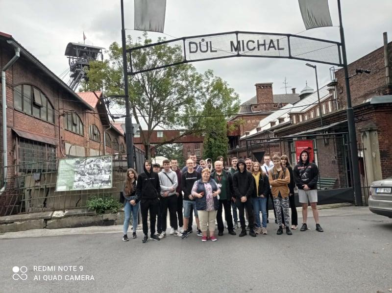 Uczniowie z Poniatowej na praktykach w Czechach (ZDJĘCIA) - Zdjęcie główne
